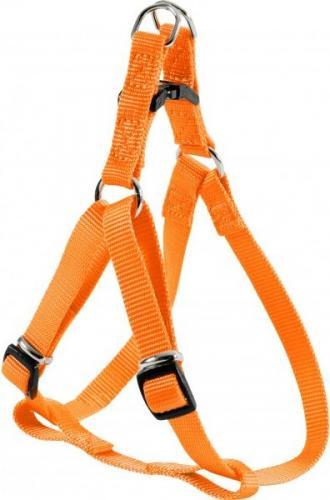 """Zolux Szelki nylon """"step in"""" 10 mm pomarańczowe"""