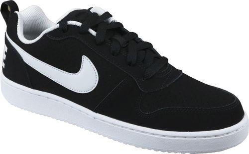 Nike Buty męskie Court Borough Low czarne r. 44.5 (838937-010)