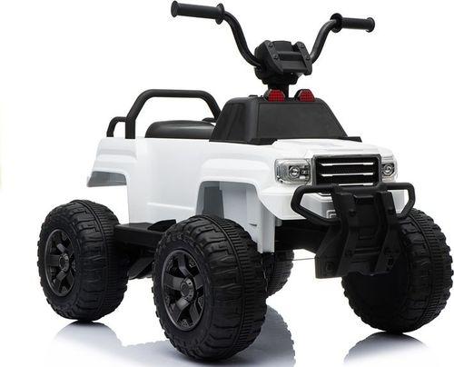 LEANToys Auto na Akumulator BDM0911 Białe