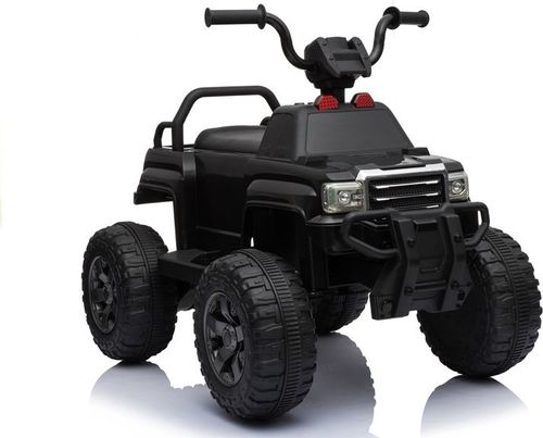 LEANToys Auto na Akumulator BDM0911 Czarne