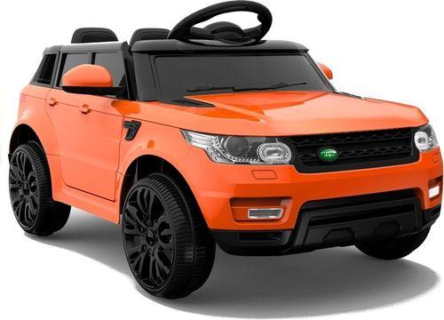 LEANToys Auto na Akumulator HL1638 Pomarańczowe