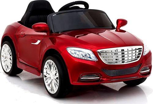 LEANToys Auto na Akumulator S2188 Czerwone Lakierowane
