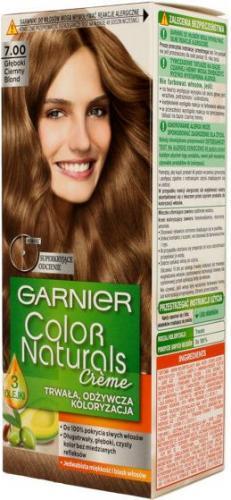Garnier Color Naturals Krem koloryzujący nr 7.00 Głęboki Ciemny Blond