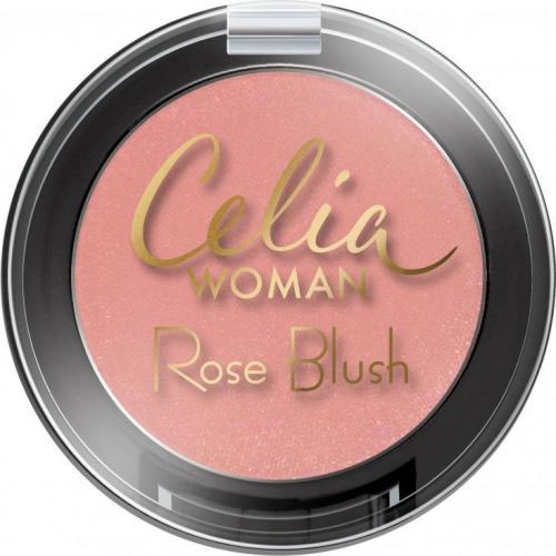 Celia  Rose Blush nr 04 Róż do policzków 2.5g