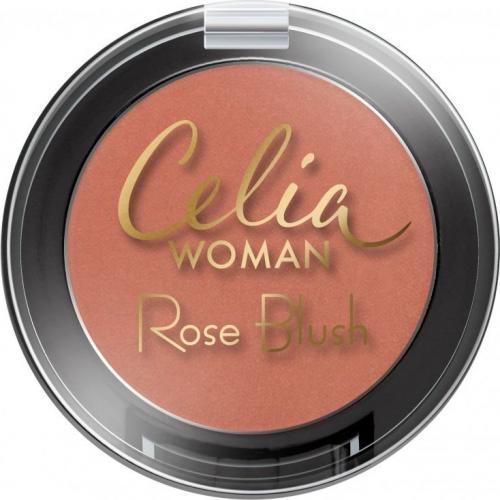 Celia  Rose Blush nr 06 Róż do policzków 2.5g