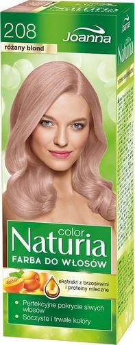 Joanna JOANNA*NAT.FARBA 208-różany blond