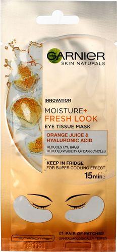 Garnier Skin Naturals Moisture + Maska w płatkach Orange Juice & Hyaluronic Acid 6g