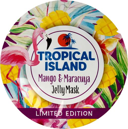 Marion Marion Tropical Island Maseczka żelowa do twarzy Mango & Maracuya 10g