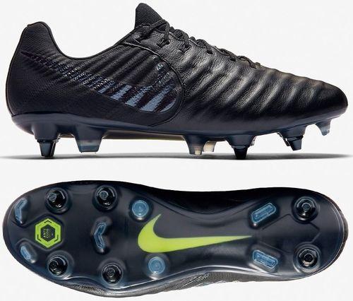 Nike Buty piłkarskie Tiempo Legend 7 Elite SG Pro AC czarne r. 47 (AR4387 001)