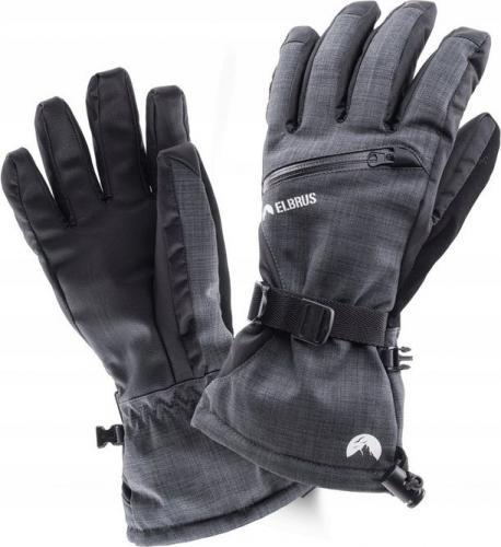 ELBRUS Rękawiczki Samso Asphalt r. L/XL