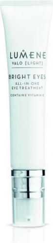Lumene Valo Rozświetlający krem pod oczy z witaminą C 15 ml