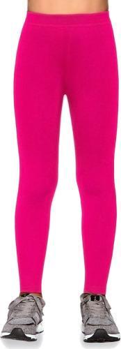 Bas Bleu Legginsy dziecięce Mimi różowe r. 104-110 cm