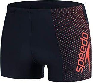Speedo kąpielówki Gala Logo black/orange r. 38