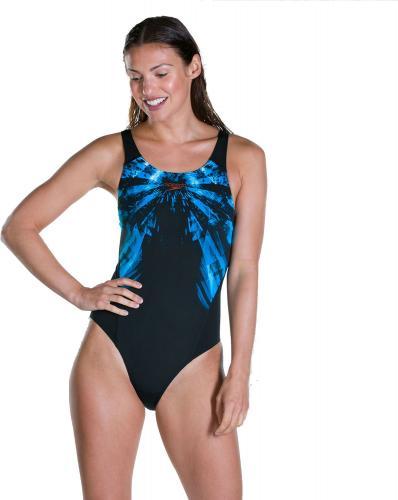Speedo strój kąpielowy FreezeFrost Placement czarny r. 36 (809015C559)