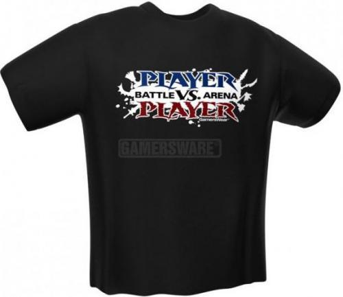 GamersWear PVP ARENA T-Shirt czarna (L) ( 0012-L )
