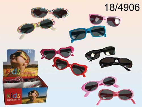 Kemis Ciemne okulary dziecięce