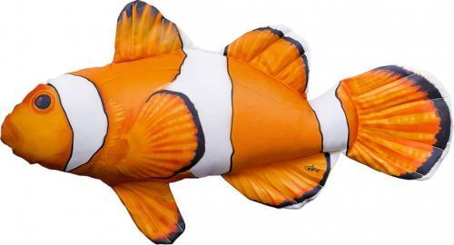 Gaby Poduszka Ryba Błazenek Nemo 56cm