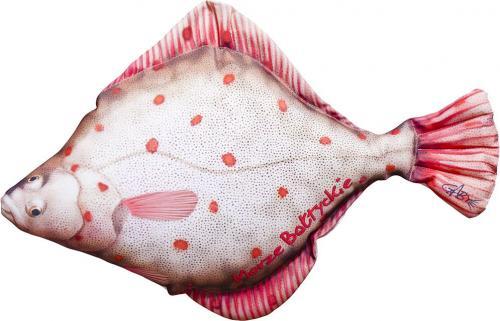 Gaby Poduszka Ryba Flądra 40cm