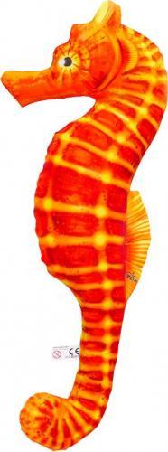 Gaby Poduszka Ryba Konik Morski Pomarańczowy 60cm