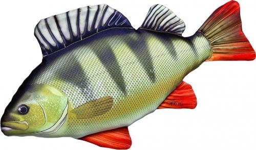 Gaby Poduszka Ryba Okoń 50cm