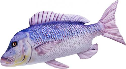 Gaby Poduszka Ryba Dentex 80cm