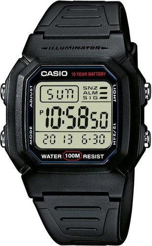 Zegarek Casio Męski W-800H -1VEF