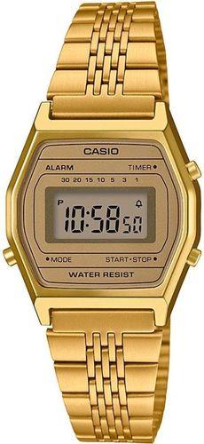 Zegarek Casio Damski Retro LA690WEGA-9EF
