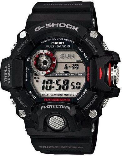 Zegarek Casio GW-9400-1ER G-Shock Rangeman męski czarny