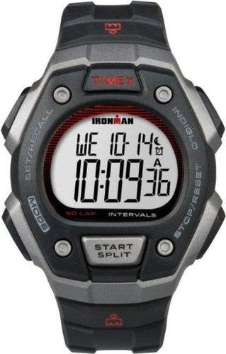 Zegarek Timex Uniseks TW5K85900 IronMan Traditional 50 Lap czarny