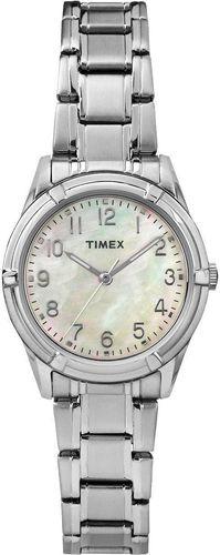 Zegarek Timex Damski TW2P76000 Style Collection srebrny
