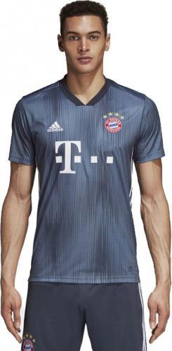 f8c813277 Adidas Koszulka piłkarska FC Bayern 3 JSY niebieska r. L (DP5449)