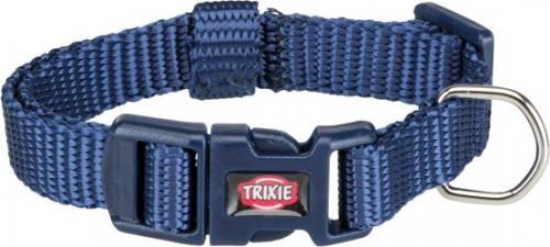 Trixie Obroża Premium indygo r. XXS–XS 15–25 cm/10 mm