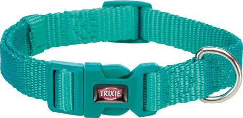 Trixie Obroża Premium morski błękit r. XXS–XS 15–25 cm/10 mm