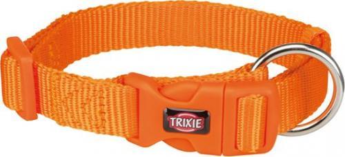 Trixie Obroża Premium kolor papaja r. M–L: 35–55 cm/20 mm