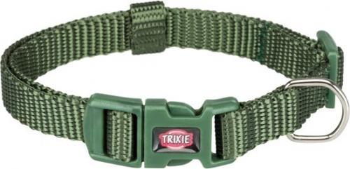 Trixie Obroża Premium kolor leśny r. XS–S 22–35 cm/10 mm
