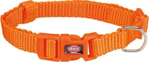 Trixie Obroża Premium kolor papaja r. XS–S 22–35 cm/10 mm