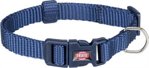 Trixie Obroża Premium indygo r. XS–S 22–35 cm/10 mm