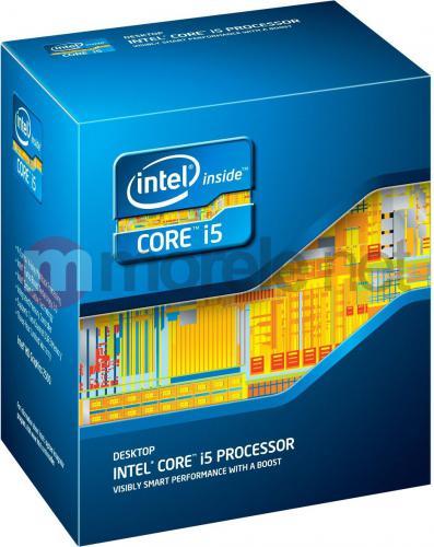 Procesor Intel CORE i5-3470 3,2GHz BOX 6M LGA1155 (BX80637I53470)