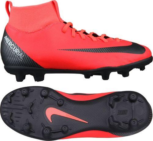 301e916696934 Nike Buty piłkarskie Mercurial Superfly 6 Club CR7 MG czerwone r. 33  (AJ3115 600