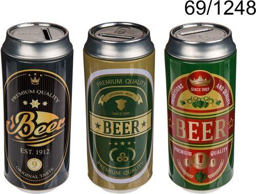 Kemis Skarbonka puszka piwa