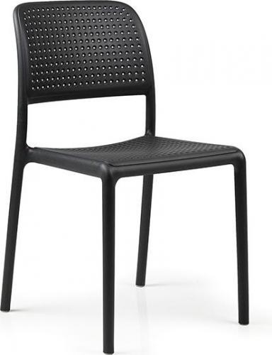 Nardi Krzesło Bora czarne