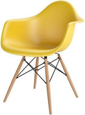 Resol Krzesło P018W PP dark olive