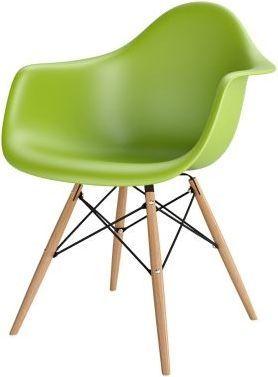 Resol Krzesło P018W PP zielone
