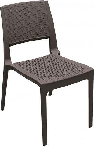 Resol Krzesło Modena chocolate