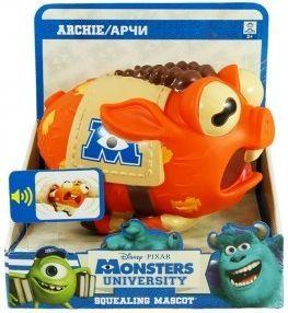 Cobi Monsters University Archie PiszczĄca Maskota Do Rzucania