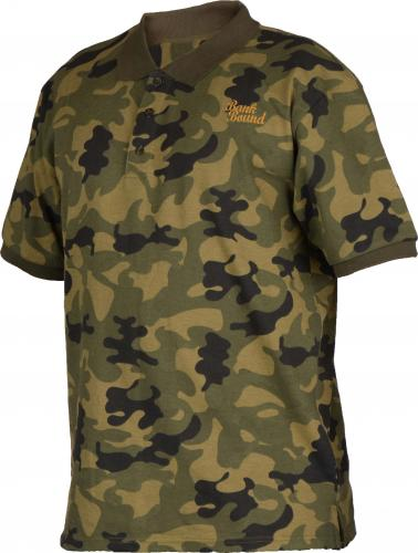 Prologic Bank Bound Camo Polo roz. M (54638)