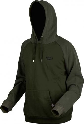 Prologic Bank Bound Hoodie Pullover Green roz. M (54626)