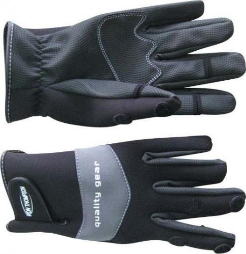 Ron Thompson SkinFit Neoprene Glove Black L (49482)
