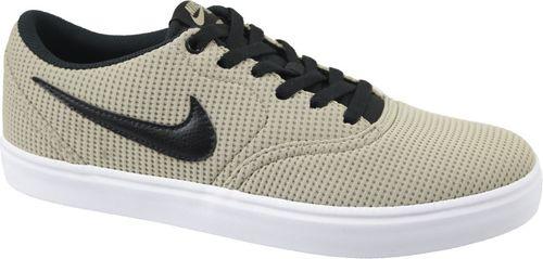 Nike Buty męskie SB Check Solarsoft Canvas  beżowe r.  44 (843896-200)