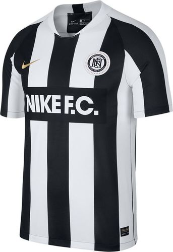 Nike Koszulka piłkarska F.C. Home czarne r. XXL (AH9510-100)